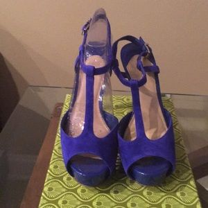 Gianni Bini Shoes - Gianni Bini dressy platform sandals sz 10